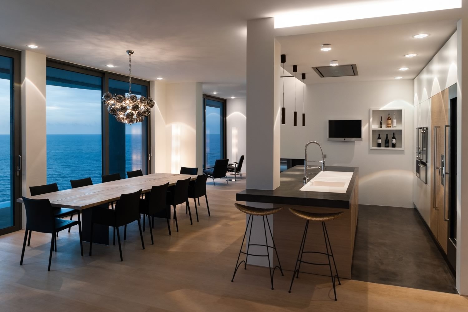 villa am meer mallorca m13 architekten. Black Bedroom Furniture Sets. Home Design Ideas