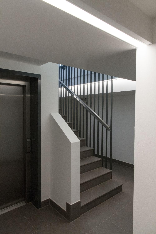 mehrfamilienhaus mit tiefgarage m13 architekten. Black Bedroom Furniture Sets. Home Design Ideas
