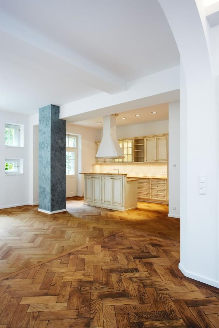 sanierung einer wohnung in einem denkmalgesch tzten geb ude m13 architekten. Black Bedroom Furniture Sets. Home Design Ideas