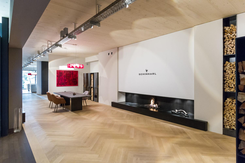 Neubau eines Ausstellungsgebäudes mit Lagerhalle - M13 Architekten